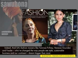 Bodhisattva Feature in SAA's Sawubona Magazine January 2016
